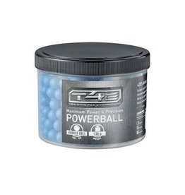 Umarex T4E Blue Powerballs 1.30 g - cal. 43 - 430 pieces