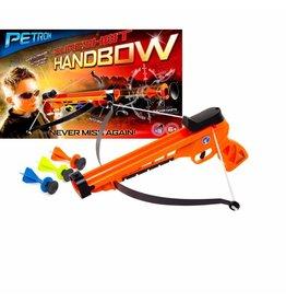 JVD Petron Sureshot - Arbalète de pistolet pour enfants