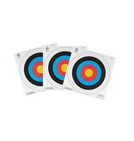 Armex Zielscheibe - 10 Stück - 40 x 40 cm