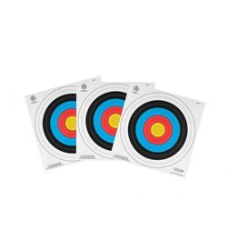 Armex Zielscheibe - 10 Stück - 60 x 60 cm