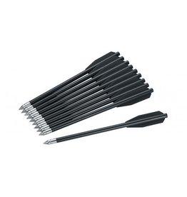 "Armex X-Bow plastic arrow 6"" - 10 pc"