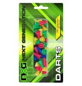 NXG Blasrohr - Blowgun Darts - 36 Stück