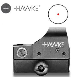 Hawke Tactique Red Dot Docter Sight Luminosité de la voiture 1 x 25