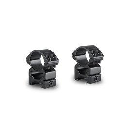 "Hawke 1""/25 mm Scope Match Montagerings - High Profile - Weaver"