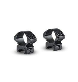 """Hawke 1,2""""/30 mm Scope Match Montagerings - Low Profile - Weaver"""