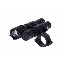 Hawke Laser/LED Kit - green Laser w/30 mm Scope Mount
