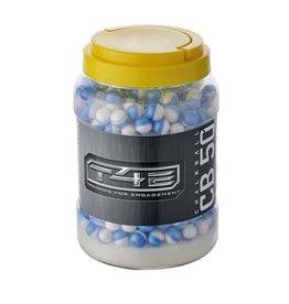 Umarex T4E CB 50 boules de craie 1,05 g - cal.50 - 2 x 250 pièces