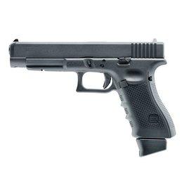 Glock 34 DX Gen 4 Co2 GBB - 1.0 Joule - black incl.Glock rifle case
