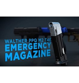 Walther PPQ M2 T4E Cal. 43 Magazine d'urgence