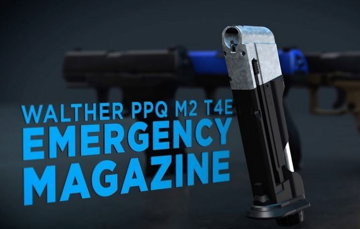 PPQ M2 T4E Cal  43 Emergency Magazine