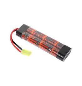 ACM Ni-Mh battery 9.6V 1.600 mAH - type block