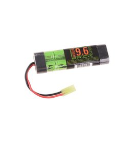 Valken Ni-Mh battery 9.6V 1.600 mAH - type block