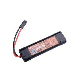 Nuprol Batterie Ni-Mh 9.6V 1.600 mAH - bloc type