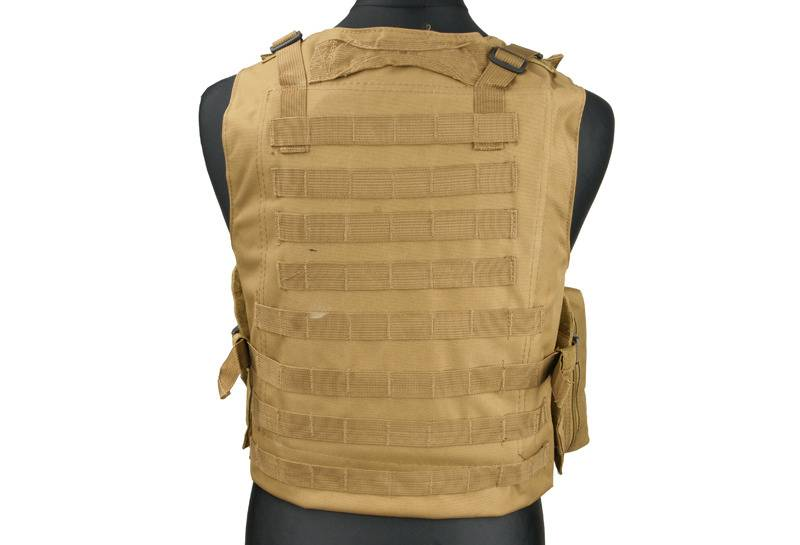 ACM Tactical Tactical vest type AAV FSBE - TAN
