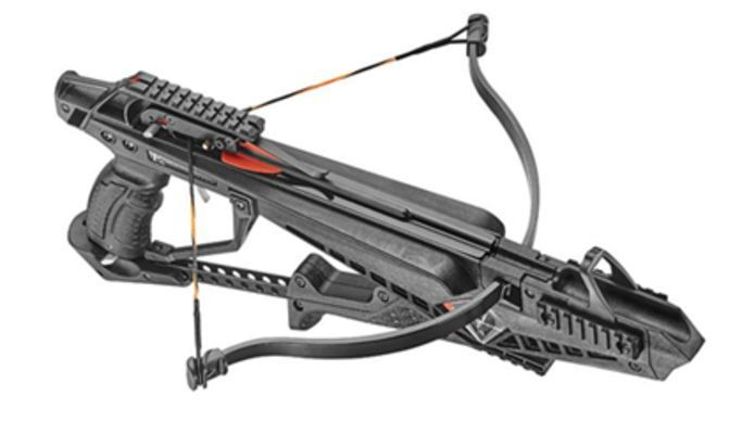 EK-Archery X-Bow Cobra - recurved 90 lbs - tactical pistol crossbow