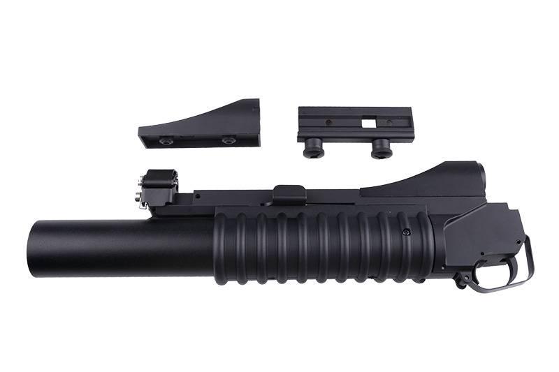 Specna Arms M203 Granatwerfer lang - BK