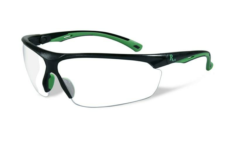 Wiley X REMINGTON Industrial Male - BK/Clear Lens