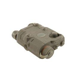 FMA AN/PEQ-15 Batteriebox inkl. Laser Modul - FG