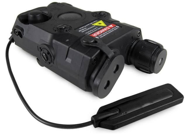 Laser Entfernungsmesser Modul : An peq batteriebox inkl licht laser modul bk airsoftarms