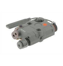 FMA AN/PEQ-15 Batteriebox inkl. Licht-/Laser Modul - FG