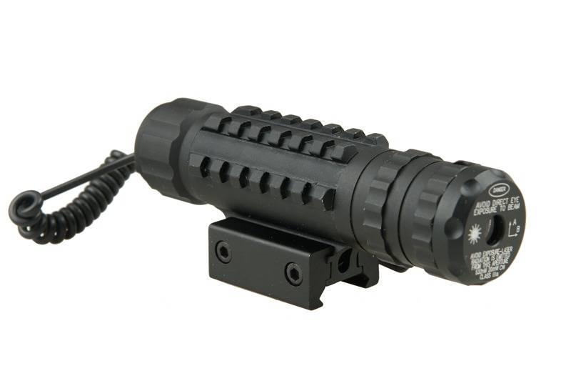 Laser Entfernungsmesser Picatinny : Tri rail lxgd tac laser für mm picatinny airsoftarms