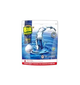 G&G 0.25g BIO BB - 4.000 pieces - white