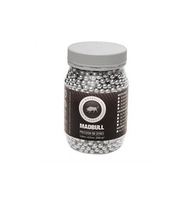 MadBull 0,30g Aluminium Target Practice BB  - 2.000 Stück