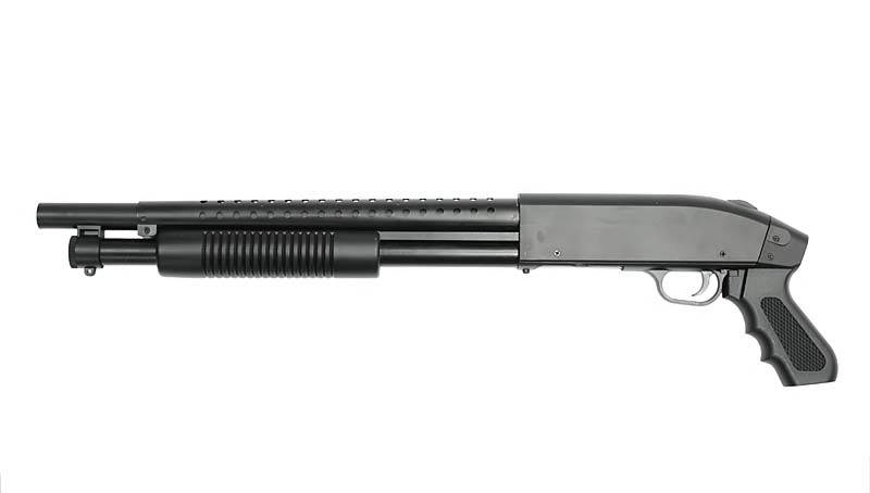 AGM 003 Pump Action Shotgun short - BK