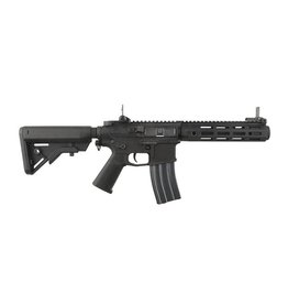 E&L ELAR MUR Custom SPR AR-15 Platinum AEG - BK