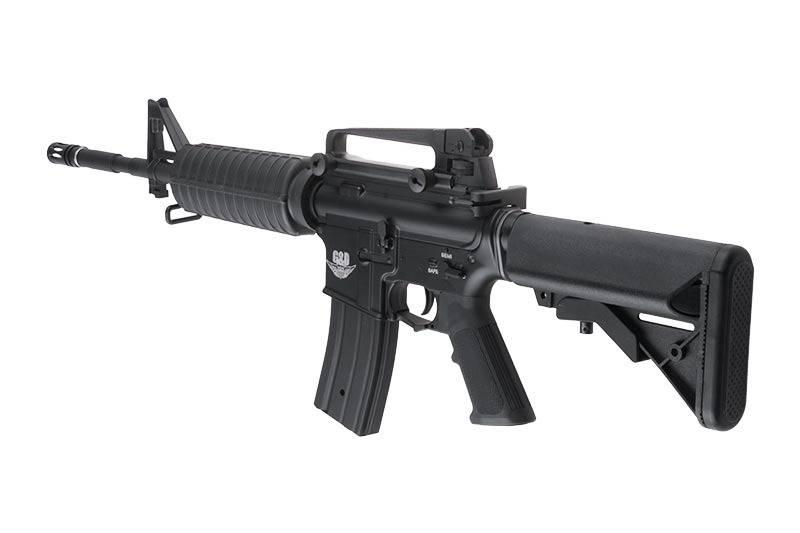 G&D ASP M4A1 AEG - BK
