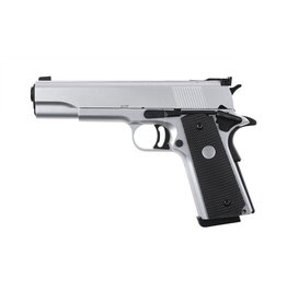 Army Armament R29-S 1911 GBB - Silver