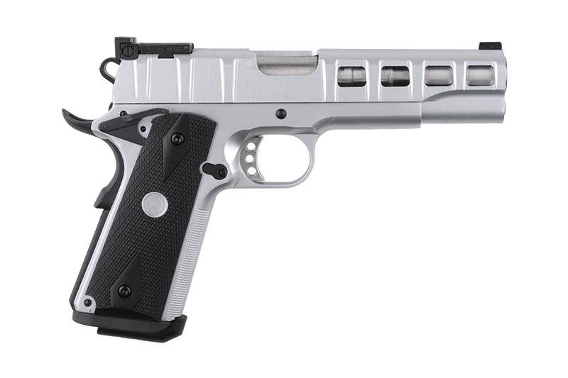 Army Armament R30-3 1911 GBB - Silver