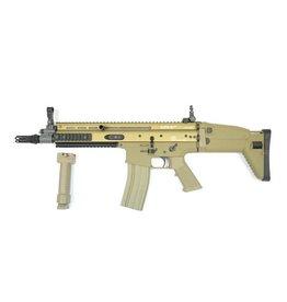 Cybergun FN SCAR CQC AEG  - TAN
