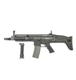 Cybergun FN SCAR CQC AEG  - BK