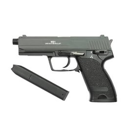 Double Eagle M81 USP Tactical AEP 0.37 Joule - OD