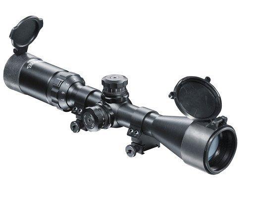 Zielfernrohr Mit Entfernungsmesser Kaufen : Walther zielfernrohr 3 9x44 sniper mil dot 22 mm weaver