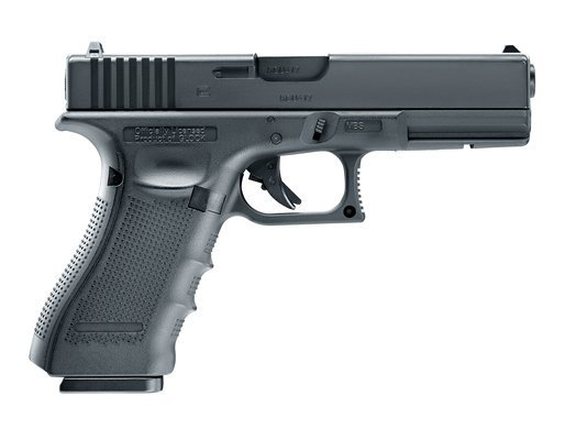 Glock 17 Gen 4 Co2 GBB – 1,3 Joule – black
