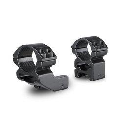 Hawke 25 mm décalé ZF Match anneaux de montage pour 22 mm Weaver
