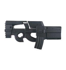 Cyma CM.060G FN P90 Tactical AEG 1.48 Joule - BK