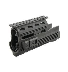 Cyma Handguard RAS conversion kit for AK series - BK