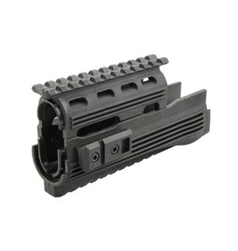 Cyma Handguard RAS conversion kit pour AK series - BK