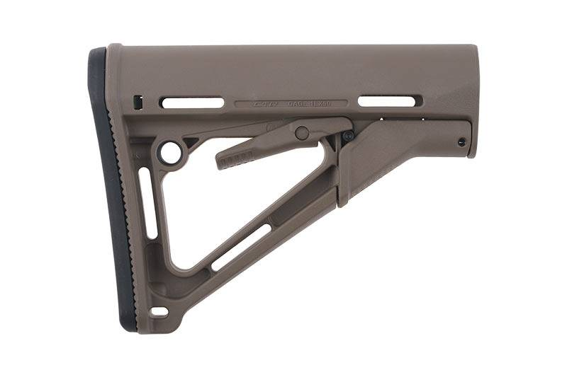 MagPul AR-15 CTR Schaft Mil-Spec  - Flat Dark Earth