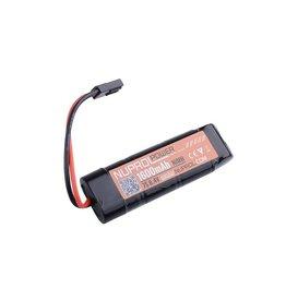 Nuprol Ni-Mh battery 8,4V 1,600 mAH - type Block