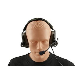 Z-Tactical Tactical headset type Comtac II - Woodland