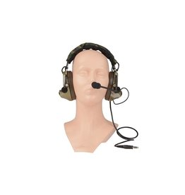 Z-Tactical Comtac II active hearing protection - MultiCam