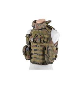 ACM Tactical Gilet tactique type IBA - WL