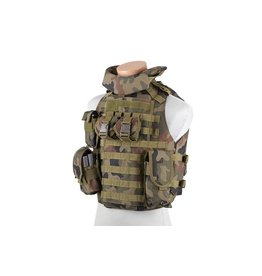 ACM Tactical Gilet tactique type IBA - Wz.93 WL Panther