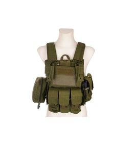 ACM Tactical Gilet tactique type CIRAS Maritime - OD