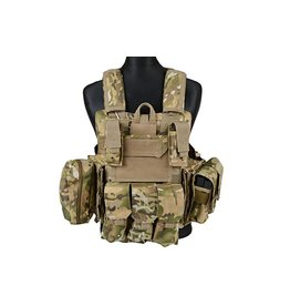ACM Tactical Gilet tactique type CIRAS Maritime - MultiCam