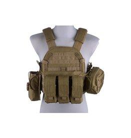 Primal Gear Tactical Vest PC 6094 - TAN